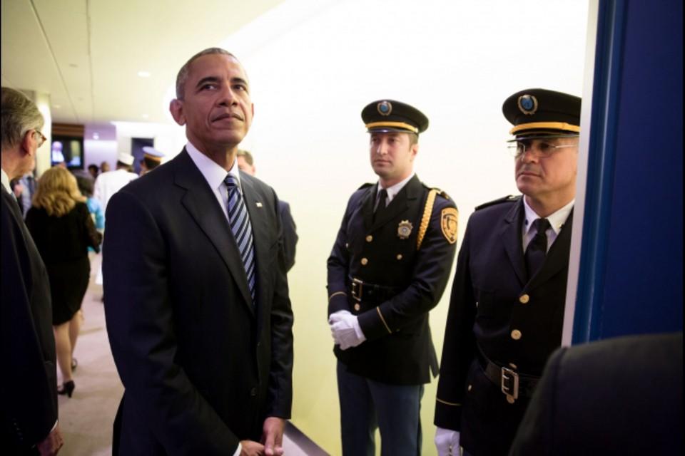 Обаму цинично унизили в само…