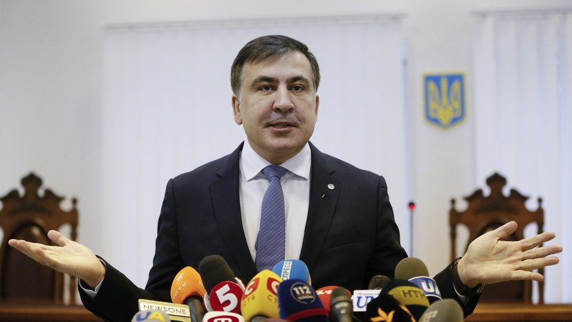 Последние новости Украины сегодня — 23 апреля 2020: Зеленский предложил Саакашвили стать вице-премьером Украины украина