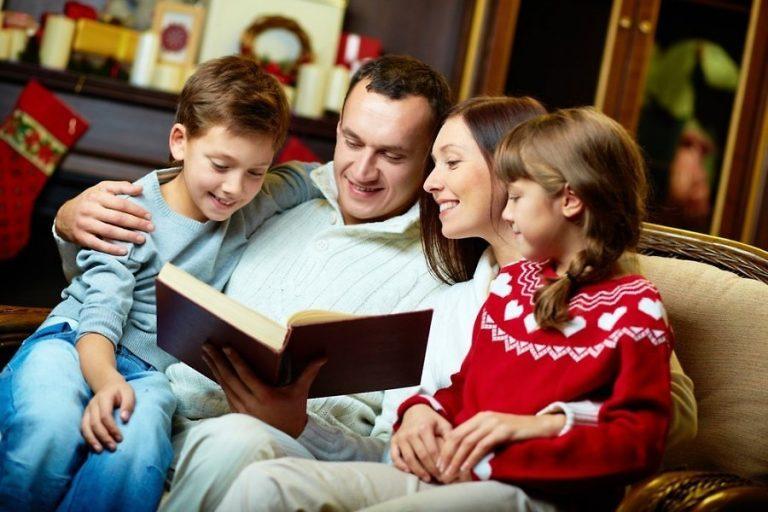 Семейные традиции - читать всем родителям! Почему дети должны играть сами?