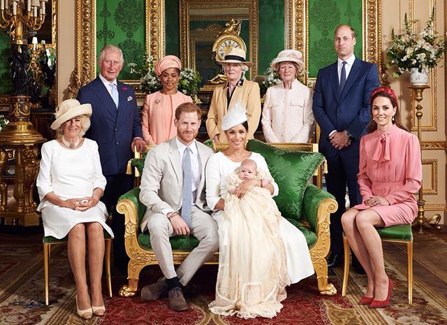 Принц Гарри и Меган Маркл хотят крестить дочь в Великобритании Монархи,Британские монархи