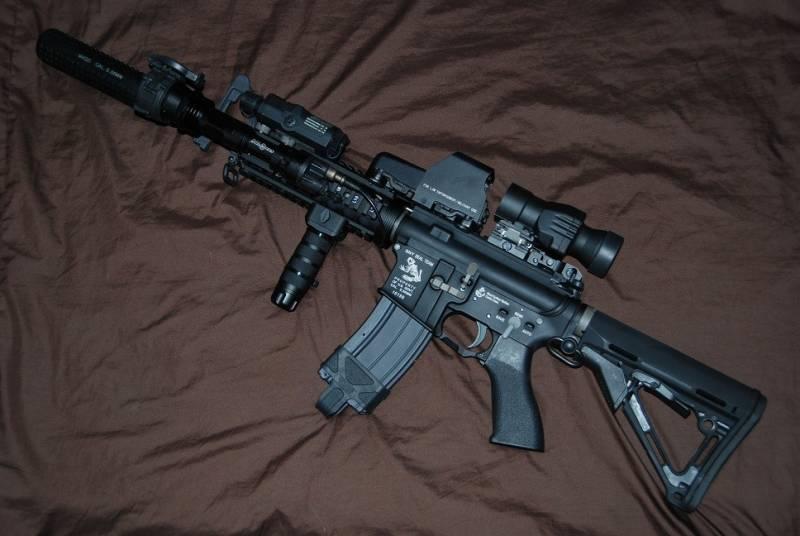 Модульное оружие: насколько реальна необходимость?