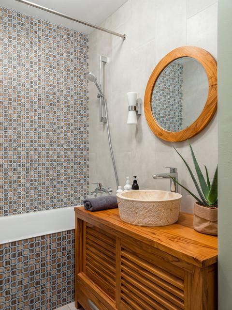До и после: 7 санузлов, которые изменились до неузнаваемости до и после,идеи для дома,интерьер и дизайн,ремонт