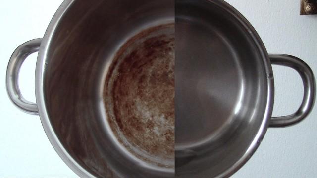 ПАМЯТКА. Как отчистить нагар: рецепты для всех типов кастрюль