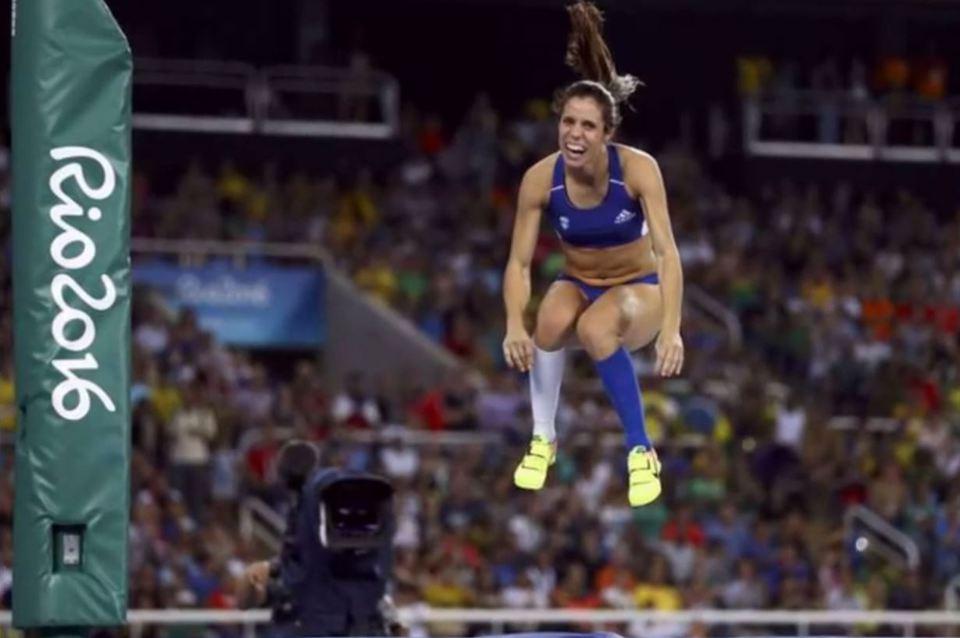 «Победители» Олимпийских игр не смогли взять высоту Исинбаевой