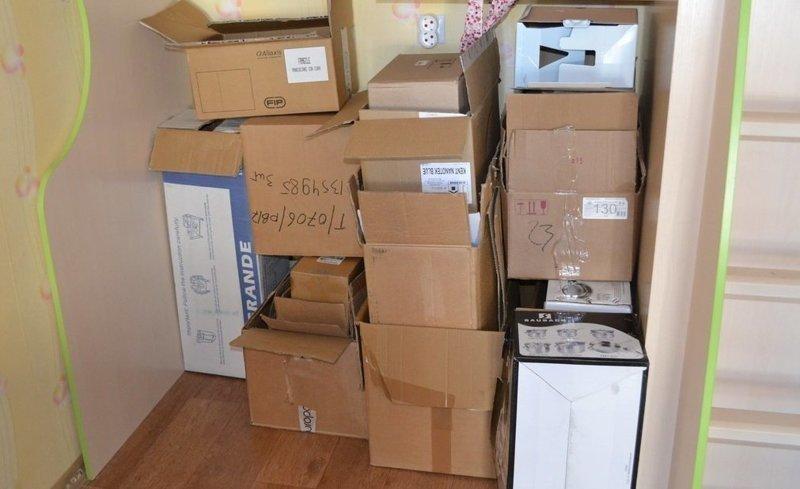 Достали картонные коробки? Во что можно из них сделать