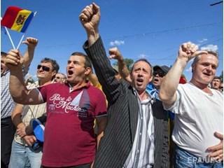 Молдавская оппозиция готовит майдан геополитика