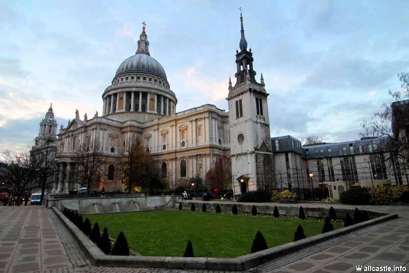 Собор Святого Павла в Лондоне
