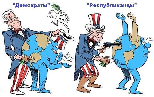 Политика США в мире