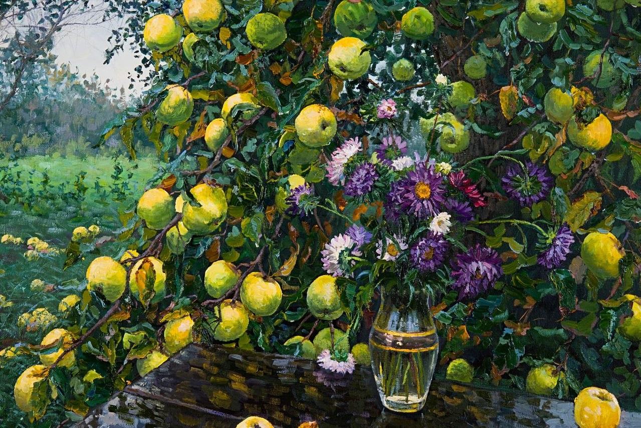 Беларуские яблоки