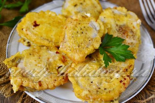 Филе минтая на сковороде рецепты с фото
