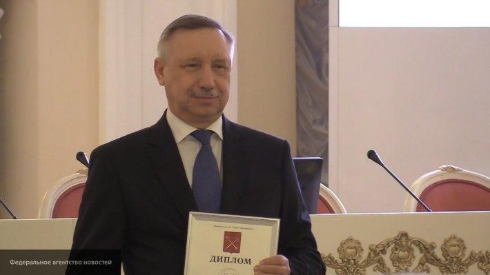 Беглов внес на рассмотрение администрации Петербурга кандидатуры вице-губернаторов