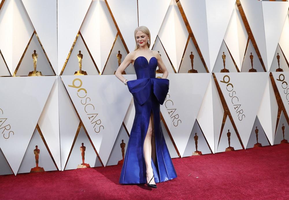 Лучшие, худшие и скандальные платья «Оскара-2018»
