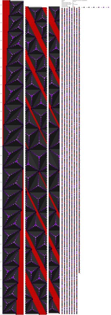 Схемы для вязания невероятных жгутов Схемы, вязания, невероятных, жгутов, влюбят, первого, взглядаПолучаются, изысканные, необычные, украшения