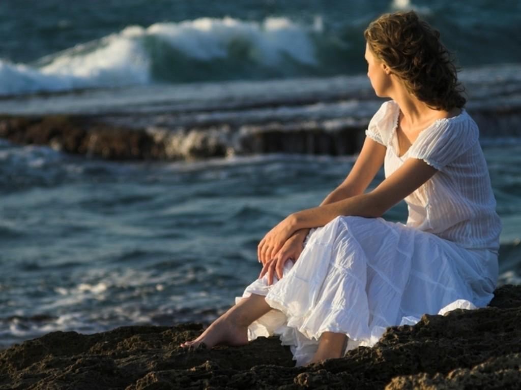 Мнение мужчины об одинокой женщине