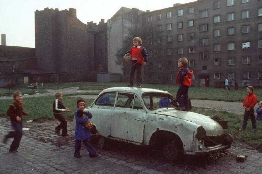 Польша в начале 1980-х