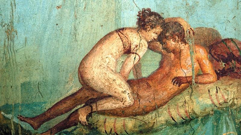 Секс в древнем риме описание