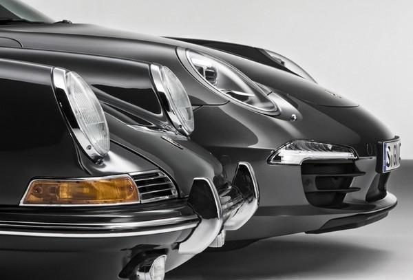 Porsche Carrera 4S 911 – автомобиль в честь 50-летия Porsche 911