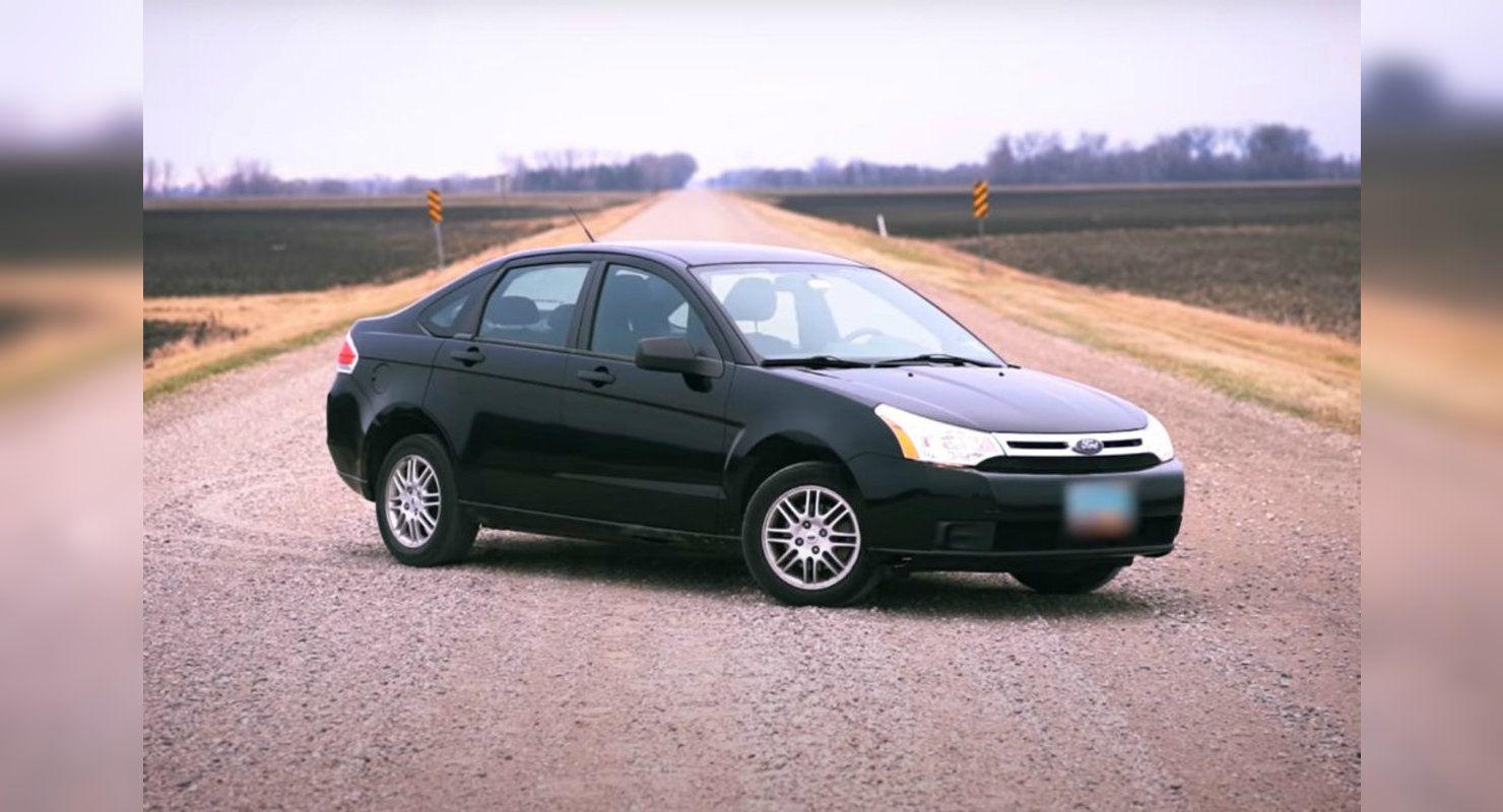 Для подержанного Ford Focus сняли крутую рекламу Автомобили