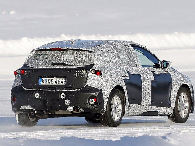 Ford представит новое поколение Focus раньше, чем предполагалось