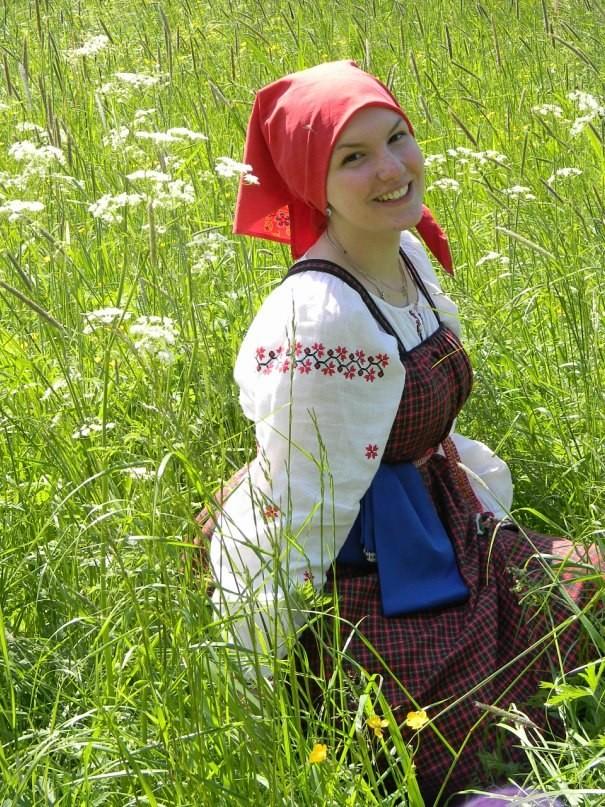 Женская красота на Руси рассказы
