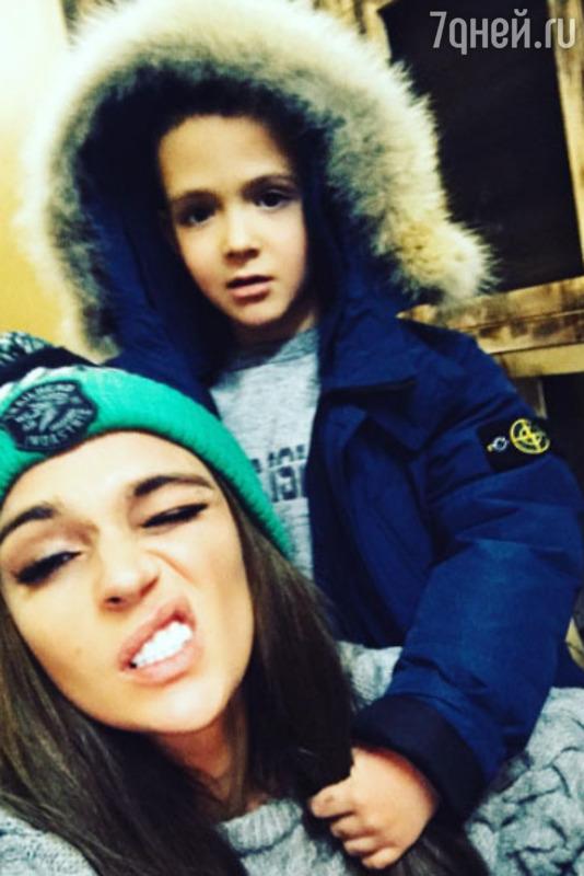 Алена Водонаева: «Я строгая мама!»