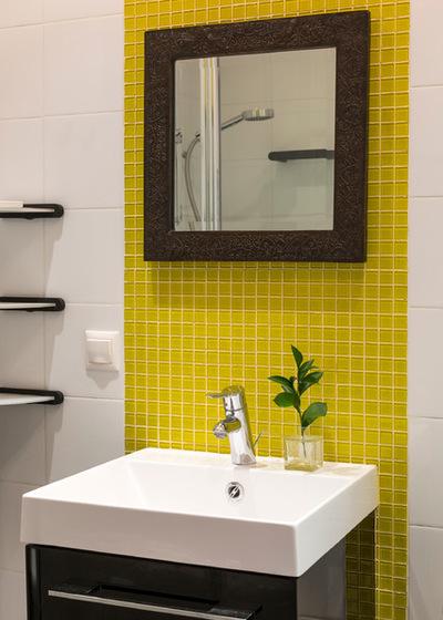 Современный Ванная комната by Lavka-Design