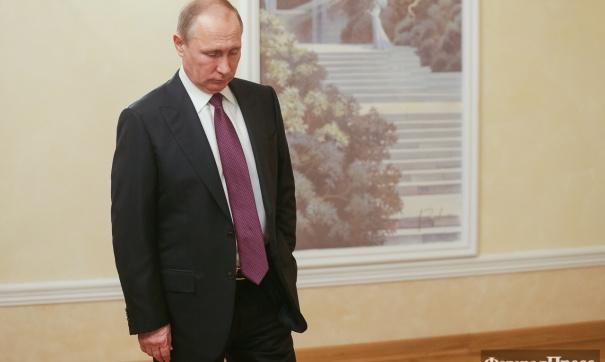 Не досидит. Путин может уйти досрочно