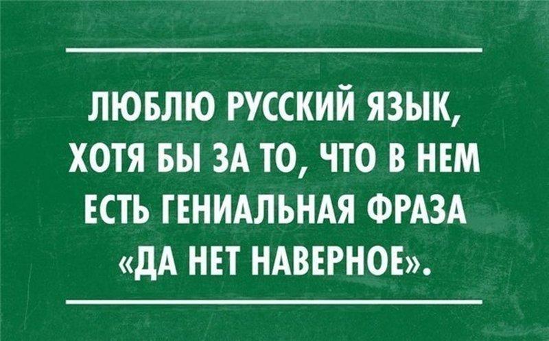 Великий русский язык картинки приколы, вам спасибо