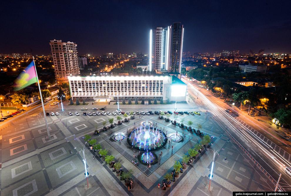Краснодар центр города картинки есть даёт