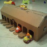 Поделки из картонных коробок: игрушки для детей и идеи для дома мастерство,поделки,ремесло,рукоделие,самоделки,своими руками,сделай сам,умелые руки