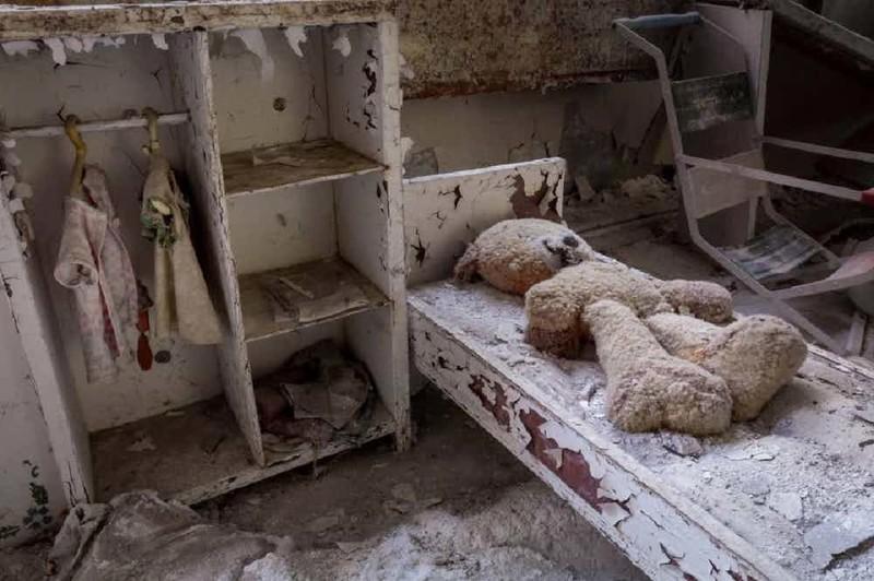 Чернобыльская катастрофа: несколько фотографий, от которых становится очень не по себе Чернобыль, чернобыльская катастрофа