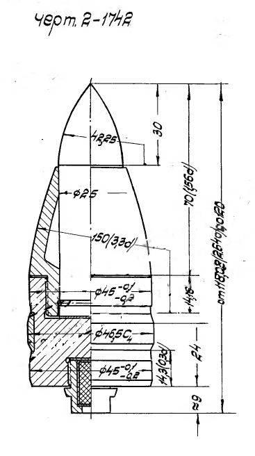 Тема 5044: разработка советских 45-мм и 76-мм подкалиберных снарядов в 1941 году оружие