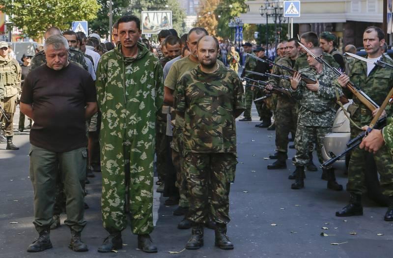 Обмен военнопленными между ЛДНР и Киевом может состояться уже в этом году