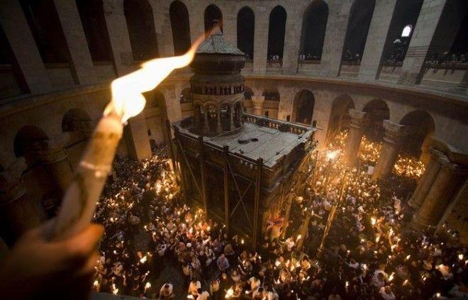 Религиозные артефакты, вызыв…