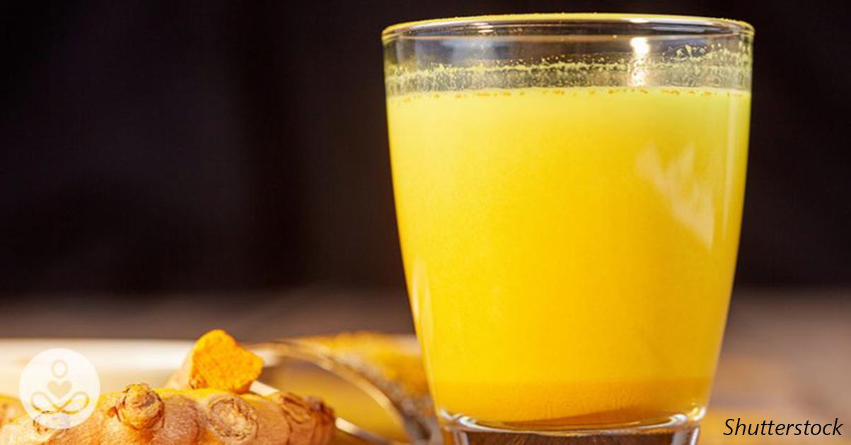 Зимний чай с куркумой и имбирем - отличная профилактика болезней сердца, мозга и всех клеток тела