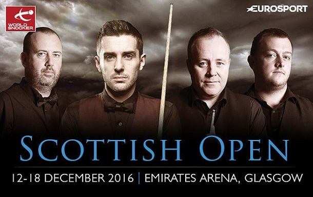 Scottish Open 2016. 1/2 финала
