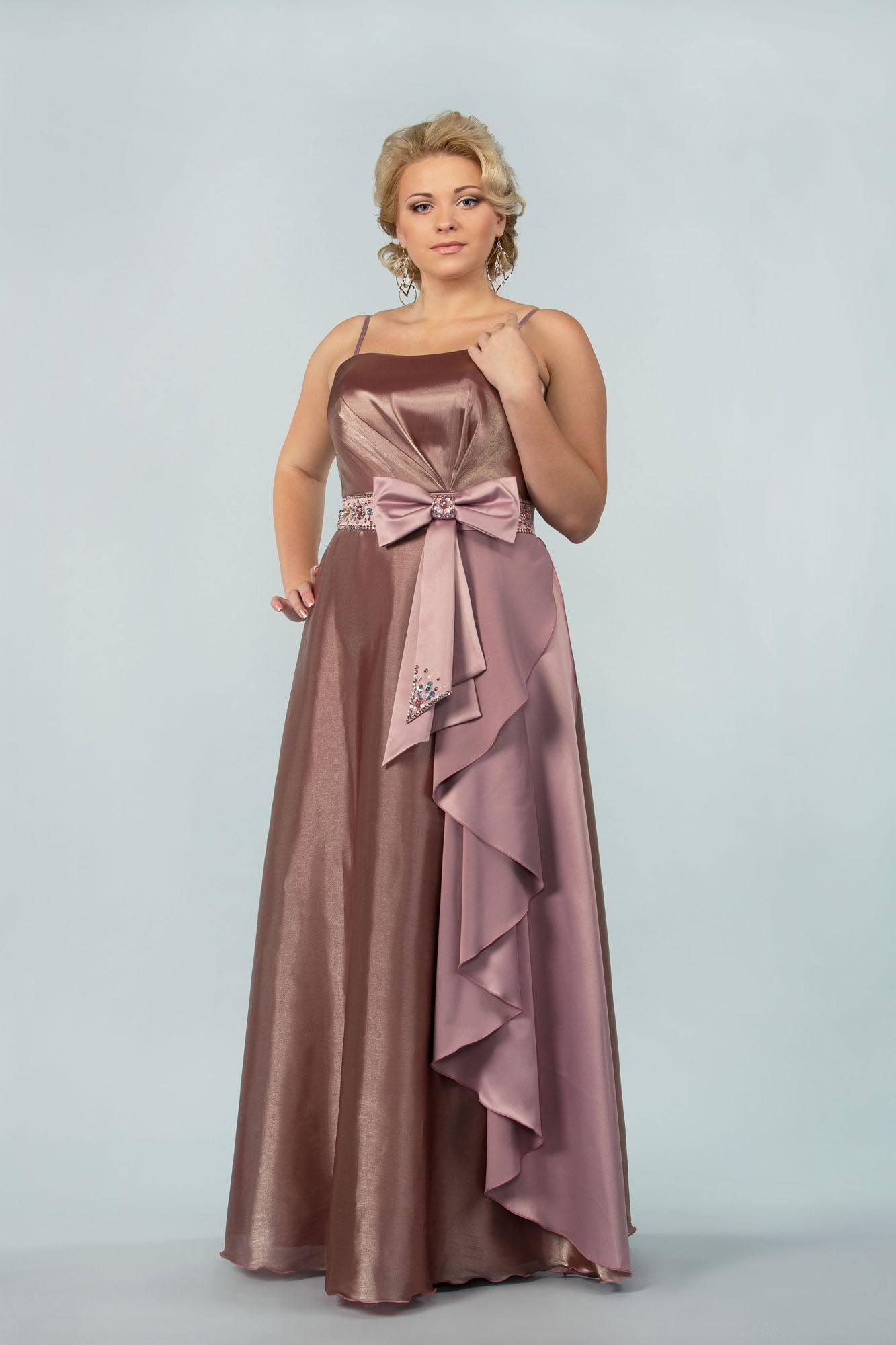 вечерние платья на полную фигуру фото козлика отличный