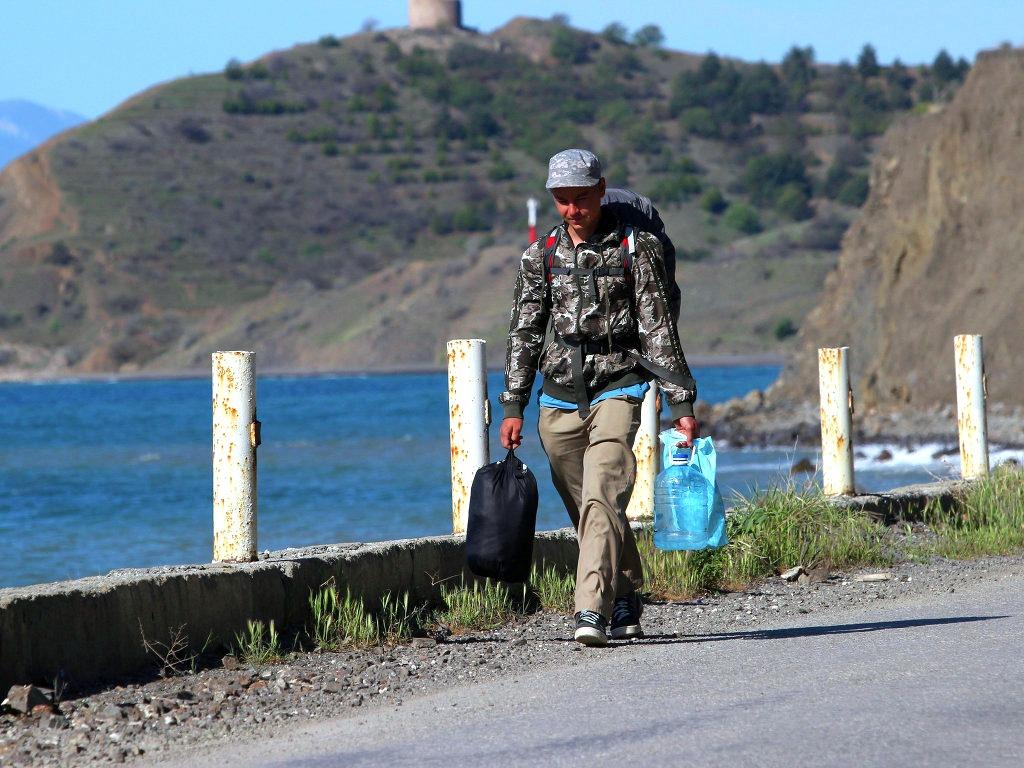 Дешевый источник пресной воды найден в Крыму