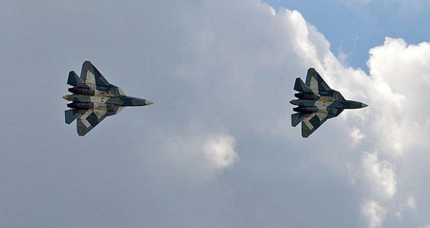 Российский Су-57 создал проб…