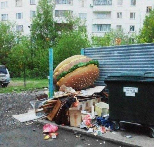 В это время, где-то в России...