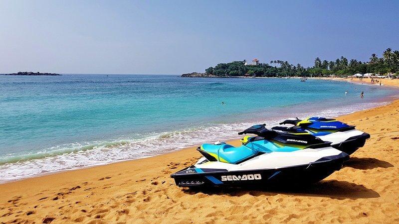 Красивый пляж Унаватуна! Просто несколько красивых фото! (27 фото)