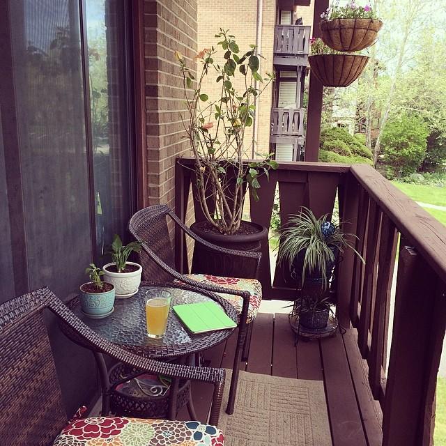 Эстетичные и уютные балконы роскошь и уют.