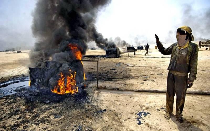 Оilprice: Россия прибирает к рукам нефть Курдистана Новости