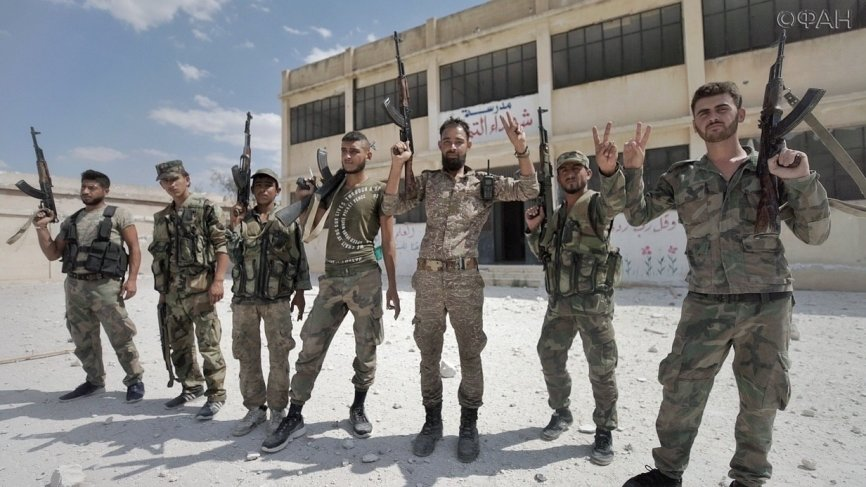 Последние новости Сирии. Сегодня 2 декабря 2019