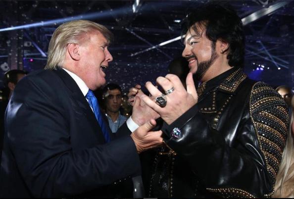 Российский шоубиз отметился поздравлениями Трампа с победой