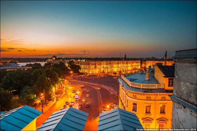 Непередаваемое очарование питерских крыш и головокружительные виды Северной столицы крыши,руфинг,Санкт-Петербург