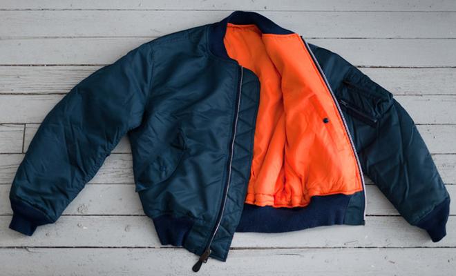 Бомбермания: гражданская служба летной куртки MA-1