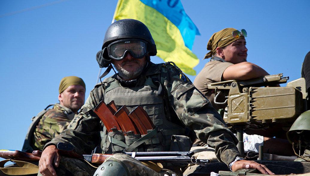 Украина хочет развязать войну на границе с Россией, чтобы сорвать празднование 75-летия Дня Победы
