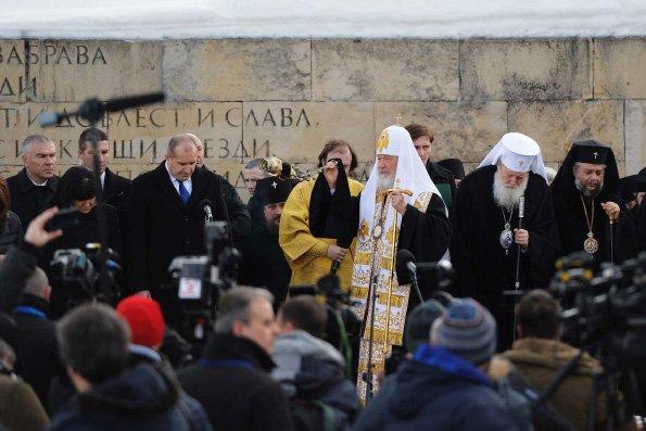 Скандал в Болгарии: это наш …