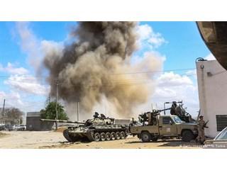Запад готов позволить Халифе Хафтару взять Триполи геополитика